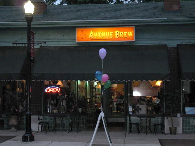 Avenue Brew in Bellevue, Kentucky